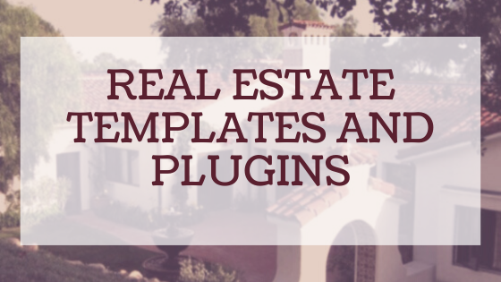 What all real estate agents using WordPress must have