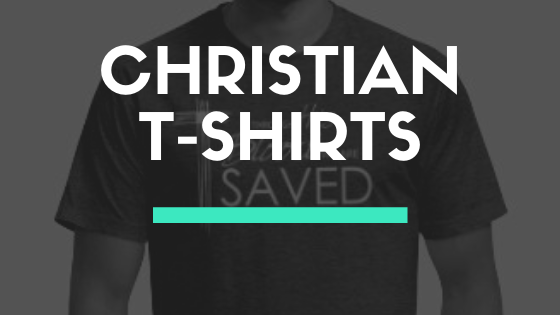 Speak your mind with Christian T-shirts