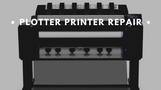 Plotter Printer Repair rfve